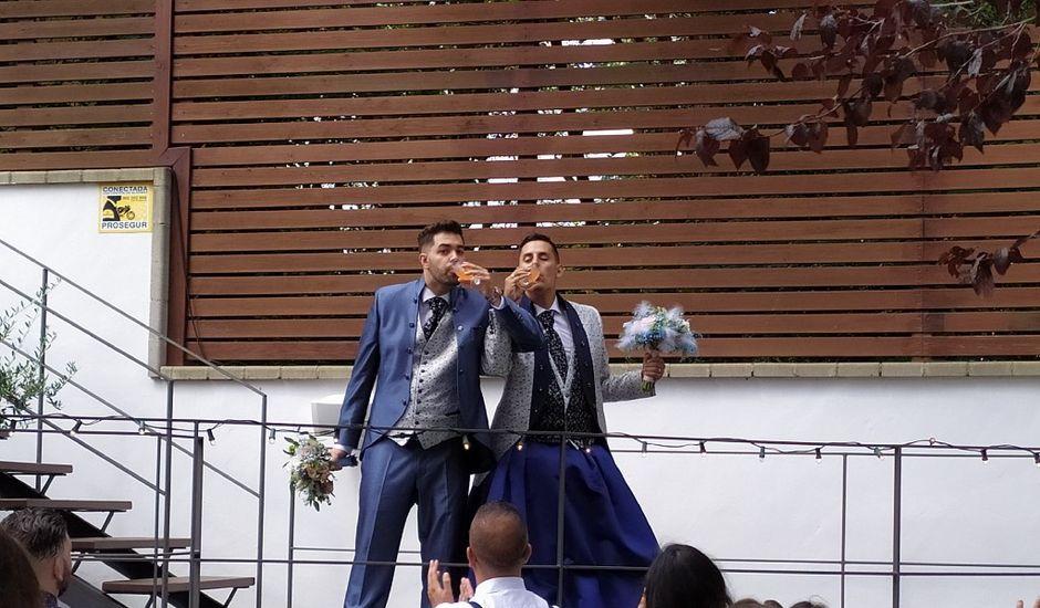 La boda de Javier y Daniel en Sant Fost De Campsentelles, Barcelona