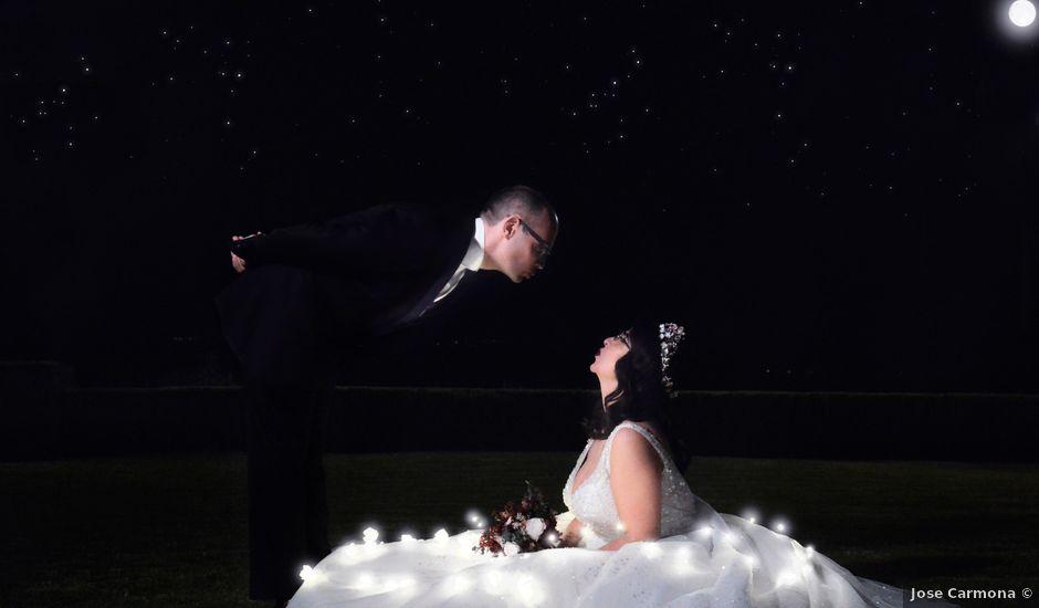 La boda de David y Karla en La Rambla, Córdoba