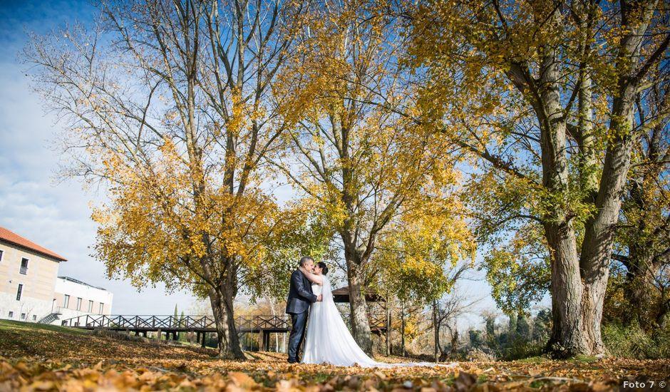 La boda de Javier y Leyla en Valladolid, Valladolid