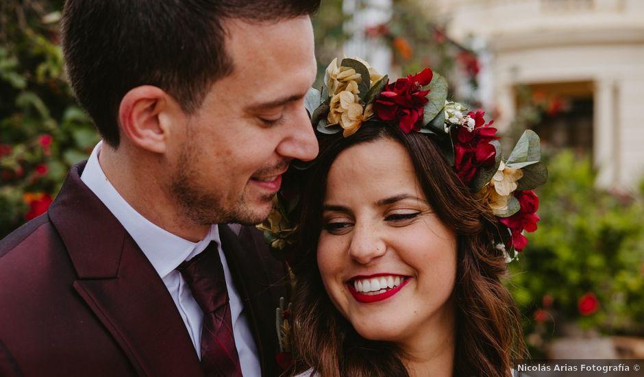 La boda de Carlos y Nuria en Sagunt/sagunto, Valencia