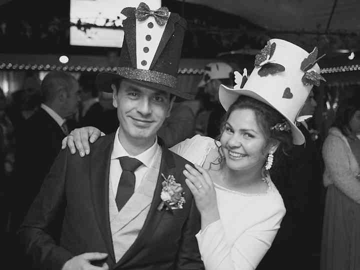 La boda de Lis y Pedro