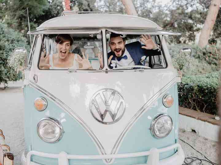 La boda de Eli y Albert