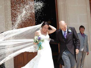 La boda de Alenda y Antonio