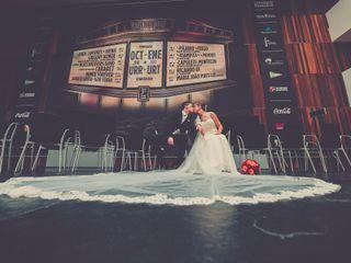 La boda de Silvia y Imanol