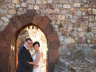 La boda de Ana y Augusto 1