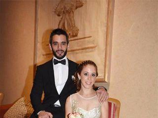 La boda de Mariana  y Luis  1