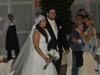 La boda de María  y Tony