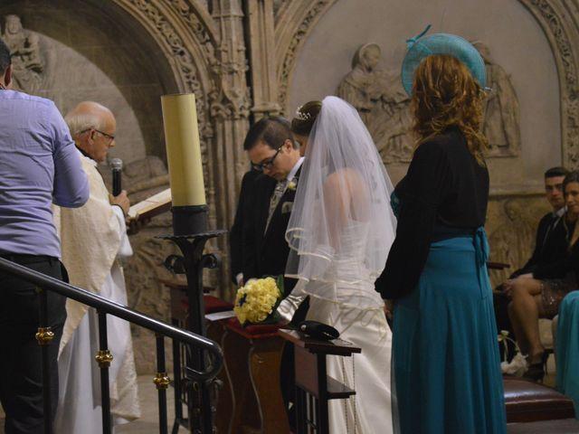 La boda de Luis Miguel  y Sandra en Burgos, Burgos 2