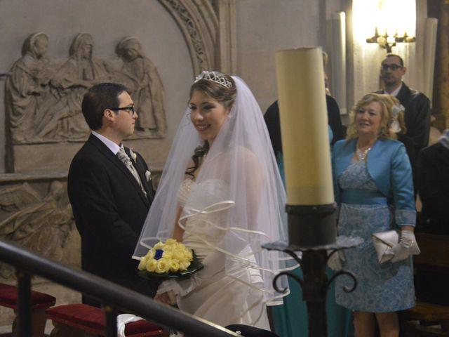 La boda de Luis Miguel  y Sandra en Burgos, Burgos 6