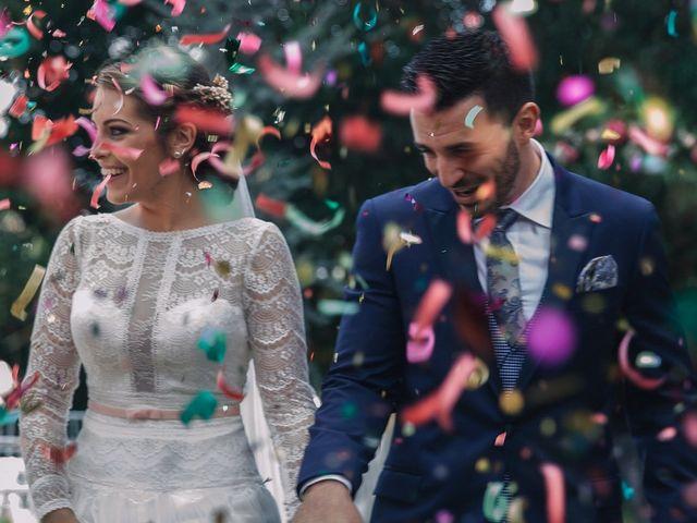 La boda de Patricia y Quique