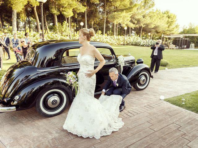 La boda de Oscar y Noelia en Valencia, Valencia 5