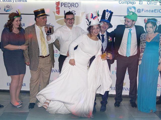 La boda de Pedro y Lis en Alcalá De Henares, Madrid 51