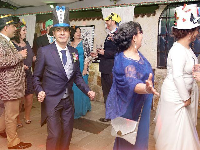 La boda de Pedro y Lis en Alcalá De Henares, Madrid 52