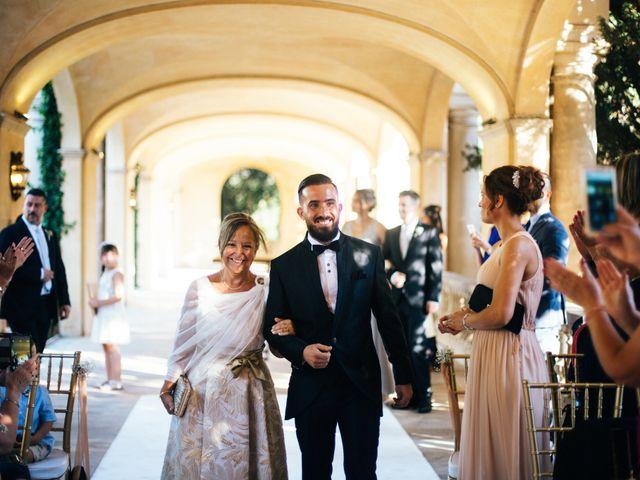 La boda de Carlos y Marta en Sant Pere De Ribes, Barcelona 11