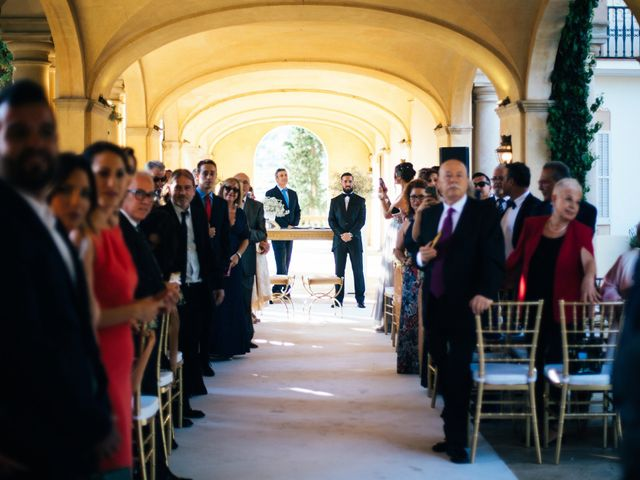 La boda de Carlos y Marta en Sant Pere De Ribes, Barcelona 12
