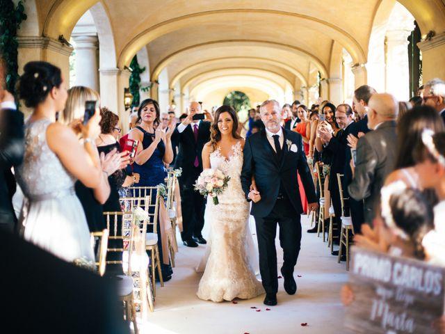 La boda de Carlos y Marta en Sant Pere De Ribes, Barcelona 13
