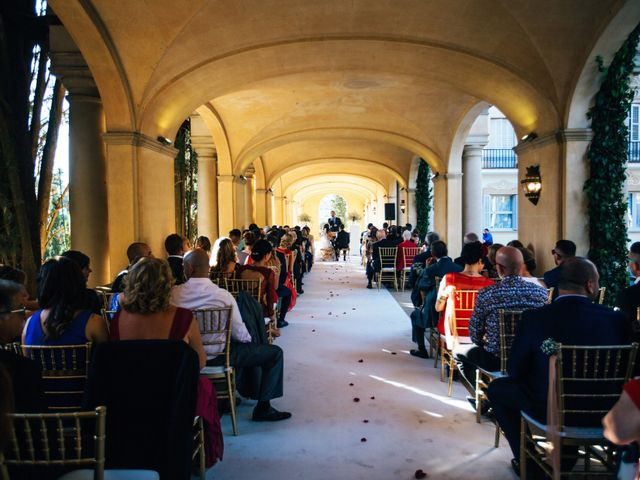 La boda de Carlos y Marta en Sant Pere De Ribes, Barcelona 14