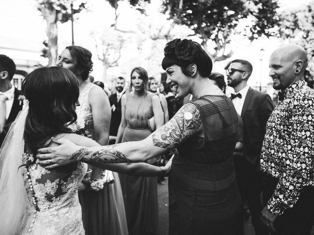 La boda de Carlos y Marta en Sant Pere De Ribes, Barcelona 21