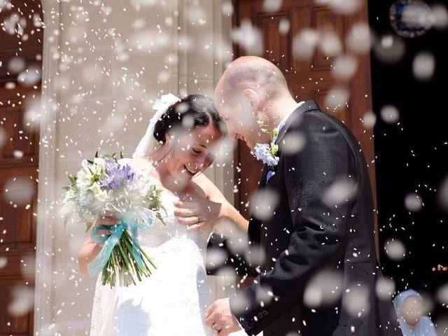 La boda de Antonio y Alenda en Sant Sadurni D'anoia, Barcelona 1