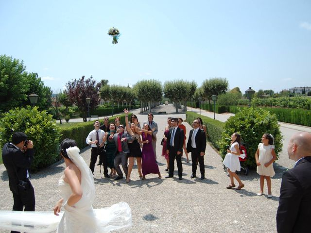 La boda de Antonio y Alenda en Sant Sadurni D'anoia, Barcelona 9