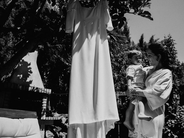 La boda de Daniel y Elena en Algete, Madrid 3