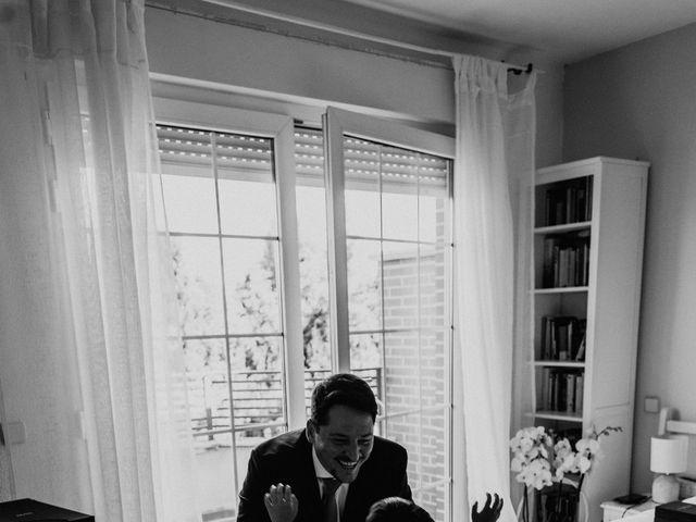 La boda de Daniel y Elena en Algete, Madrid 10