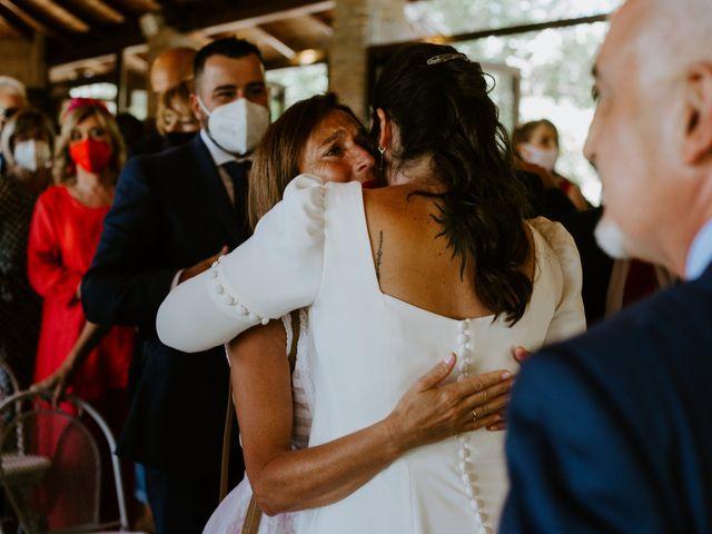 La boda de Daniel y Elena en Algete, Madrid 15