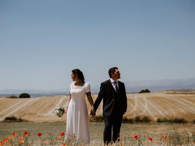 La boda de Daniel y Elena en Algete, Madrid 20