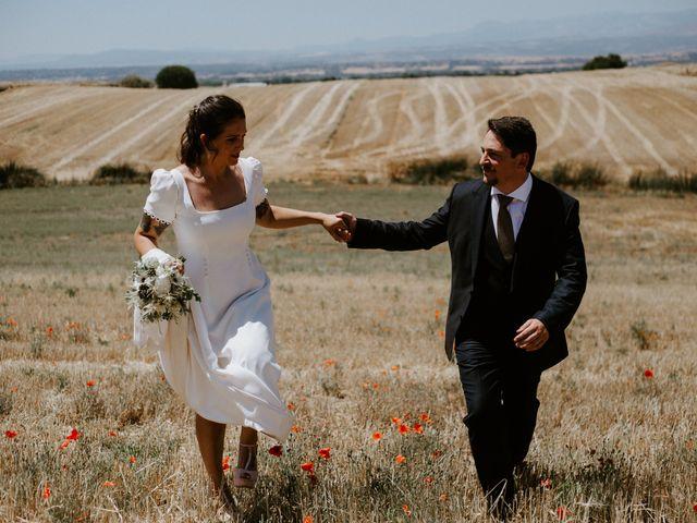 La boda de Daniel y Elena en Algete, Madrid 21