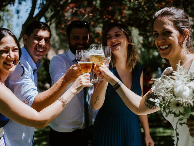 La boda de Daniel y Elena en Algete, Madrid 23