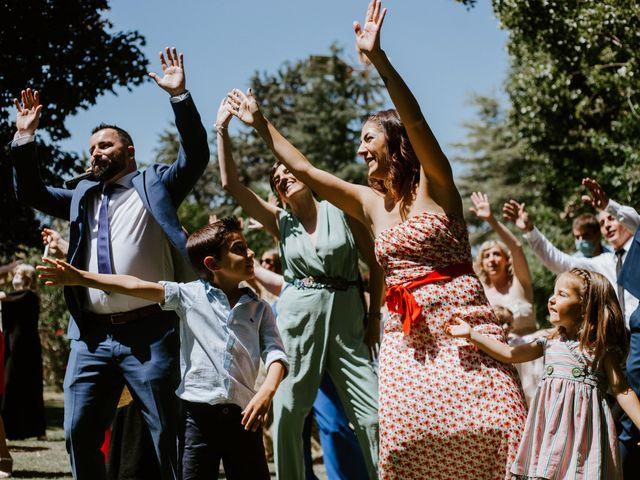 La boda de Daniel y Elena en Algete, Madrid 25