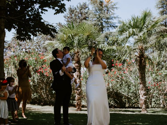 La boda de Daniel y Elena en Algete, Madrid 28