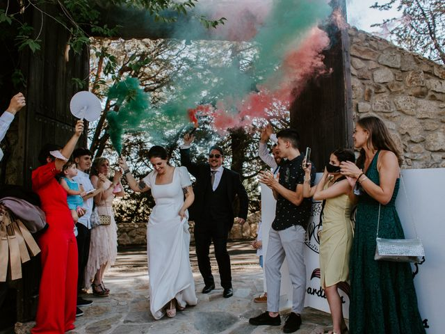 La boda de Daniel y Elena en Algete, Madrid 32