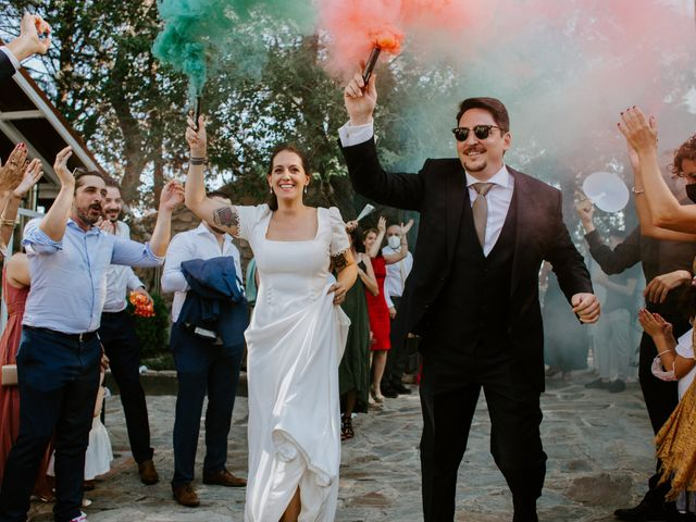 La boda de Daniel y Elena en Algete, Madrid 36