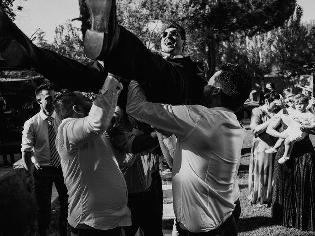 La boda de Daniel y Elena en Algete, Madrid 34