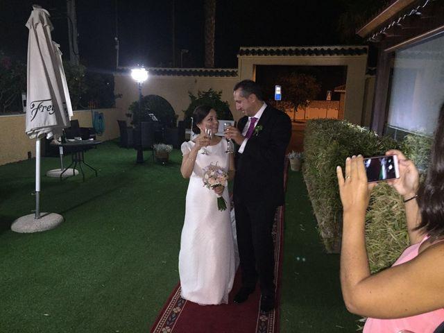 La boda de Conchi y Jose Antonio