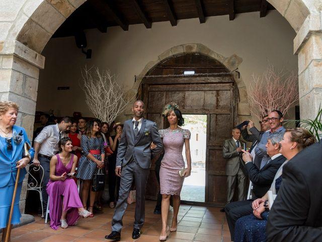 La boda de Valdinei y Oihane en Balmaseda, Vizcaya 18