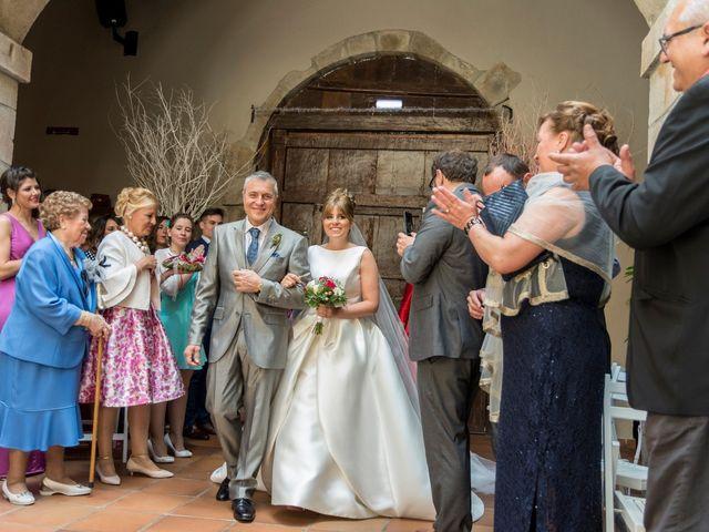 La boda de Valdinei y Oihane en Balmaseda, Vizcaya 20