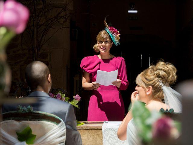 La boda de Valdinei y Oihane en Balmaseda, Vizcaya 23