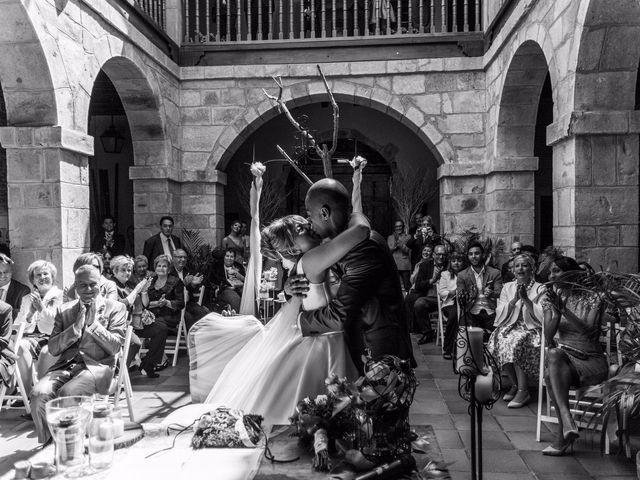La boda de Valdinei y Oihane en Balmaseda, Vizcaya 29