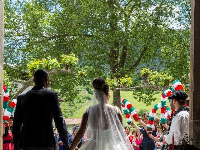 La boda de Valdinei y Oihane en Balmaseda, Vizcaya 30