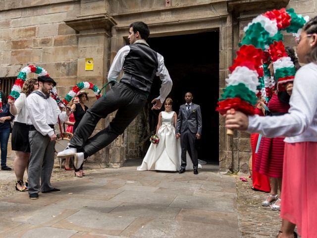 La boda de Valdinei y Oihane en Balmaseda, Vizcaya 31