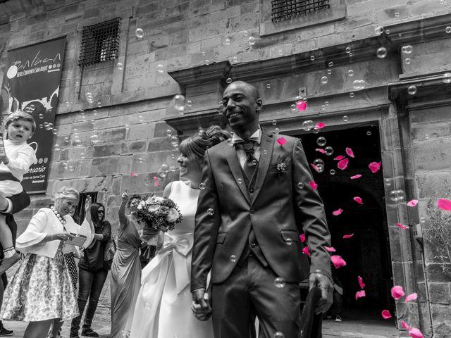 La boda de Valdinei y Oihane en Balmaseda, Vizcaya 32