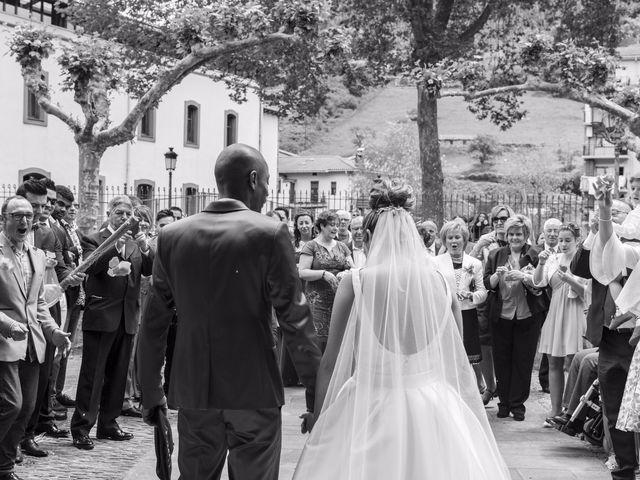 La boda de Valdinei y Oihane en Balmaseda, Vizcaya 33