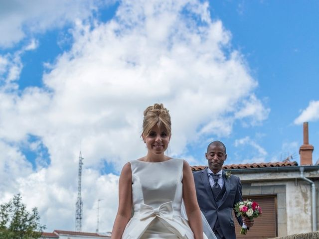La boda de Valdinei y Oihane en Balmaseda, Vizcaya 34