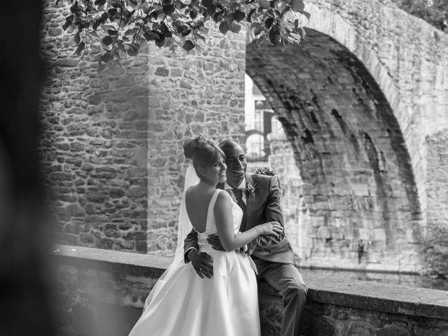 La boda de Valdinei y Oihane en Balmaseda, Vizcaya 35