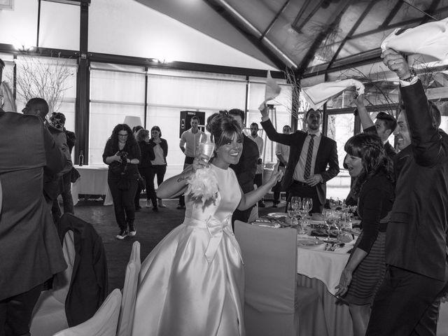 La boda de Valdinei y Oihane en Balmaseda, Vizcaya 39