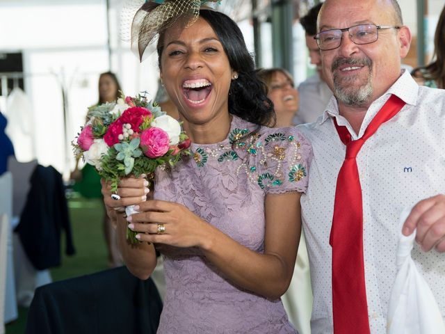 La boda de Valdinei y Oihane en Balmaseda, Vizcaya 42