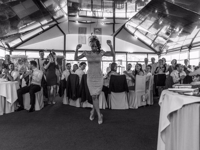 La boda de Valdinei y Oihane en Balmaseda, Vizcaya 47