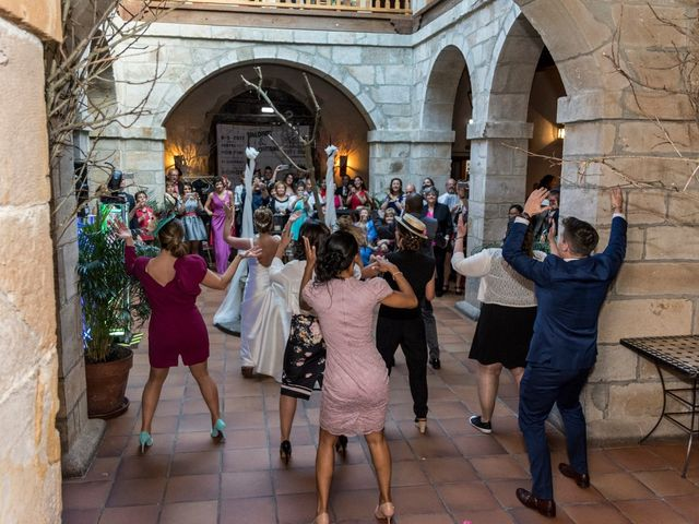 La boda de Valdinei y Oihane en Balmaseda, Vizcaya 52
